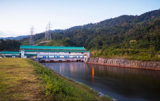 2018-9-15Nam Theun2ダム発電所