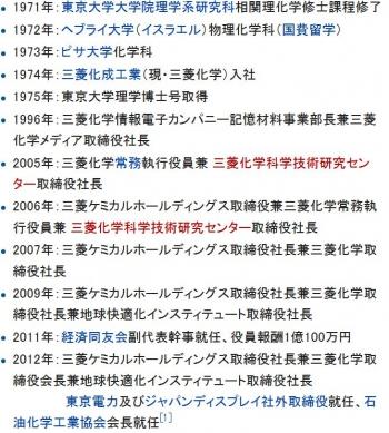 wiki小林喜光