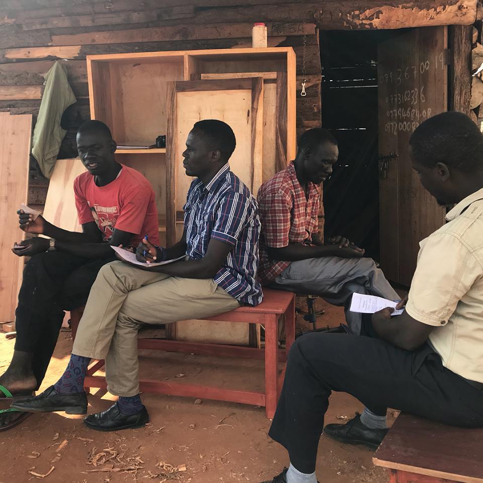 ウガンダ・グル事務所