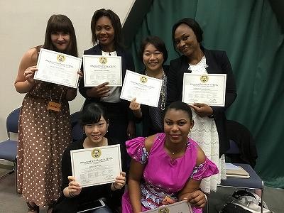 2018TESOL5日間コース卒業12