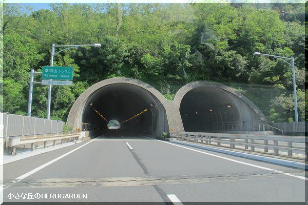 600 鷲羽山トンネル