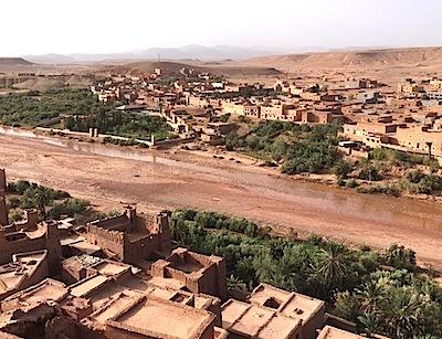 モロッコの世界遺産