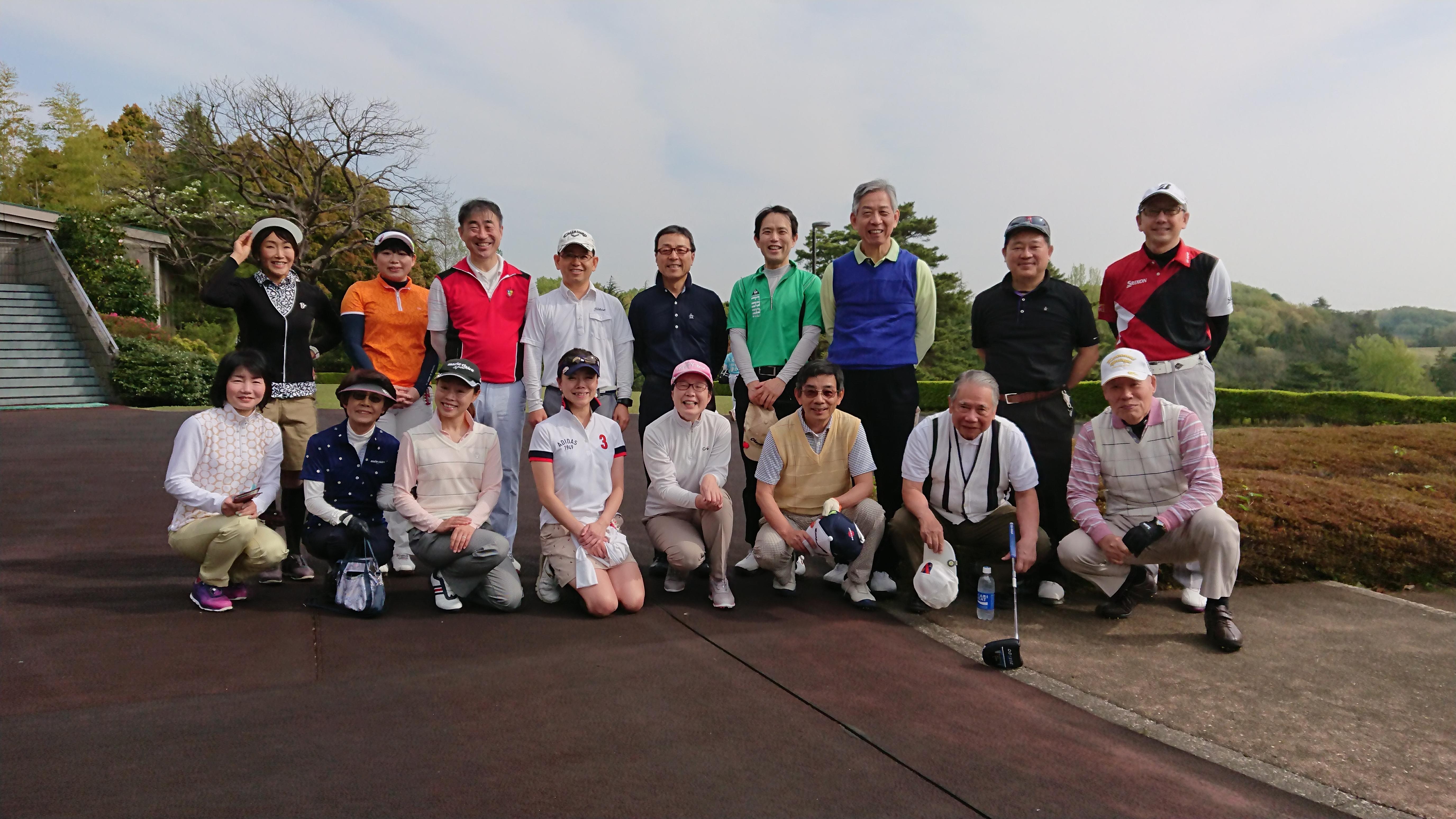 38回オールスターゴルフ