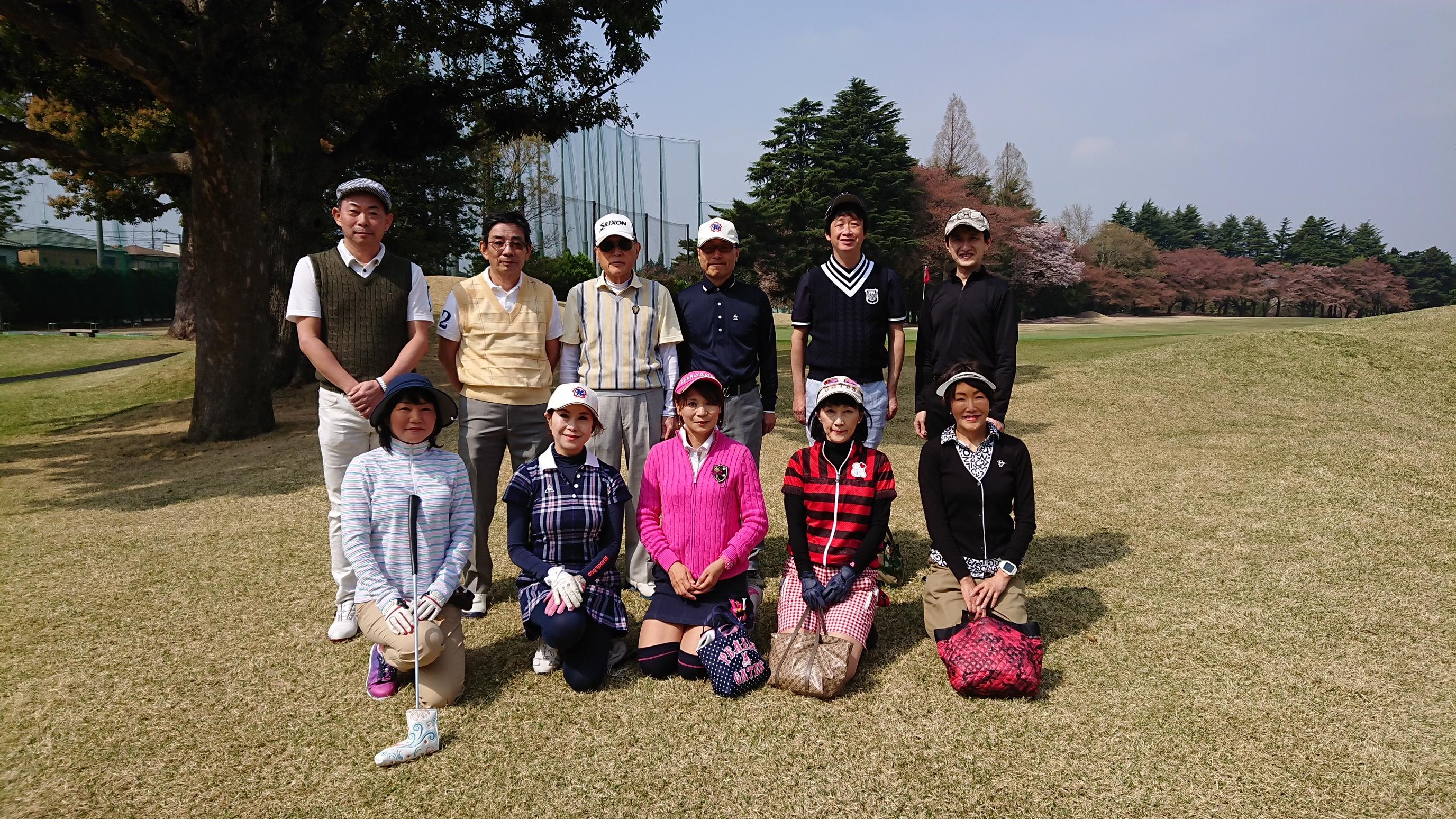 観桜ゴルフ会