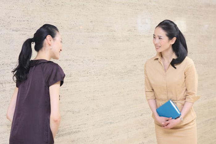 会釈していますか? - 日々日本語とキャリアについて考える田中さんのブログ