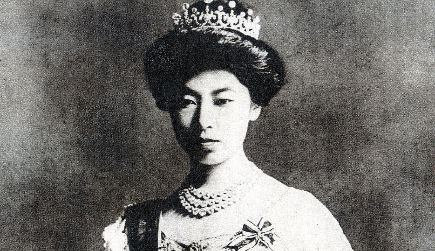 貞明皇太后