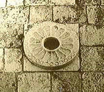 十六条菊紋