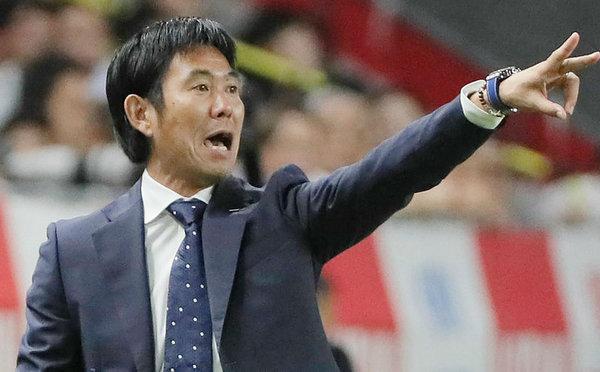 森保一 サッカー日本代表