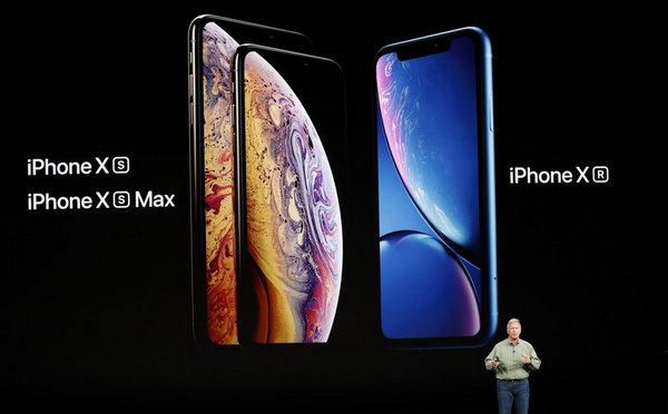iPhoneXs XR