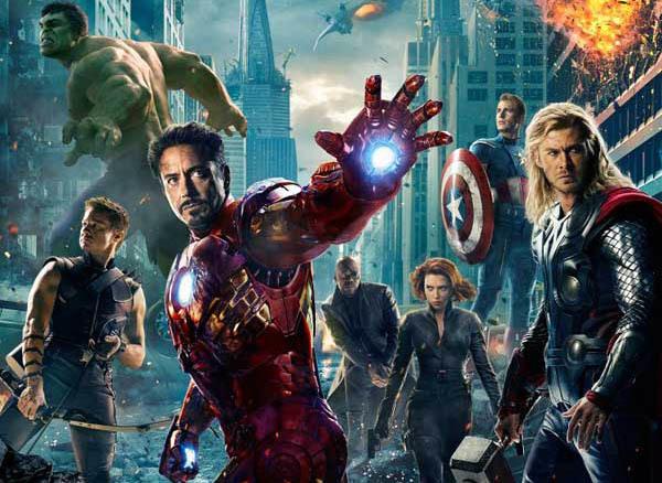 アベンジャーズ Avengers