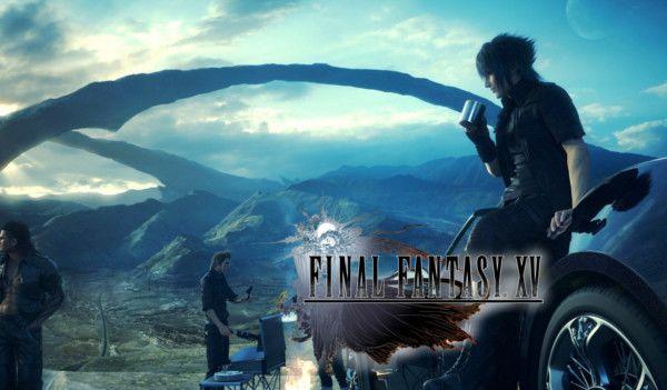 FinalFantasyXV FF15
