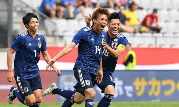 日本代表 乾貴士