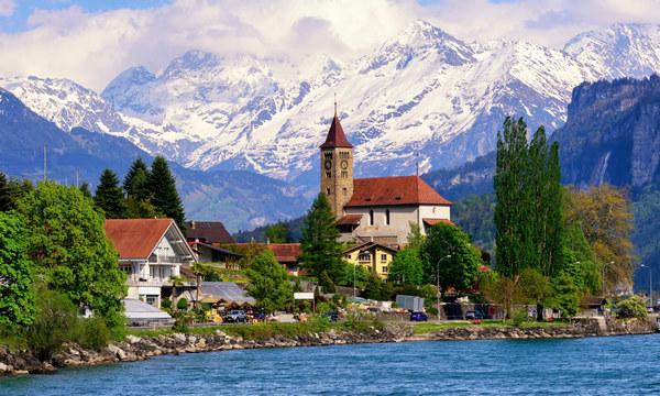 スイス ハイジ