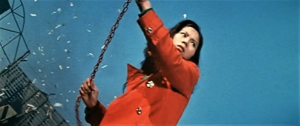 0課の女 赤い手錠