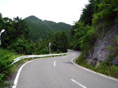 県道53号線(峠)