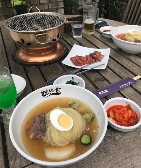 焼肉・冷麺 「ぴょんぴょん舎稲荷町本店」4