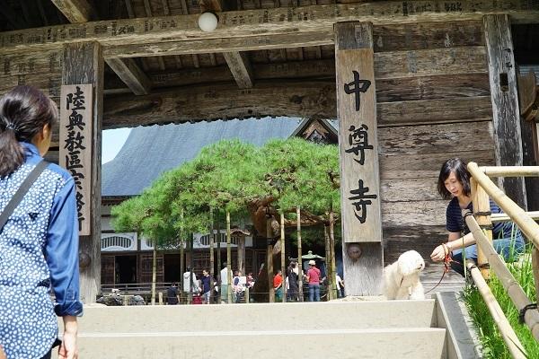 岩手・盛岡旅行 世界遺産 「 中尊寺 」3