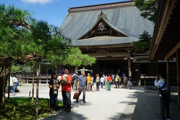 岩手・盛岡旅行 世界遺産 「 中尊寺 」4
