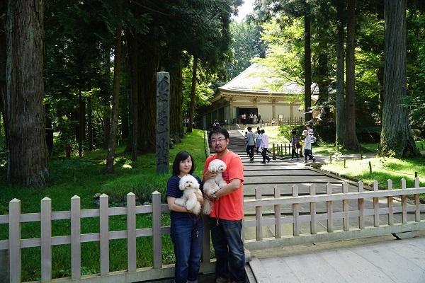 岩手・盛岡旅行 世界遺産 「 中尊寺 」7