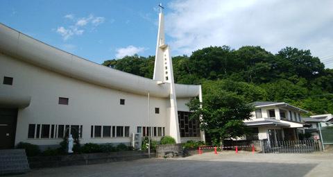 カトリック岩国教会a