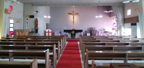 カトリック岩国教会f