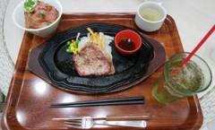 0714 ステーキ&ローストビーフ丼