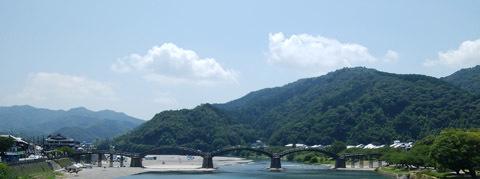 180804 夏の錦帯橋