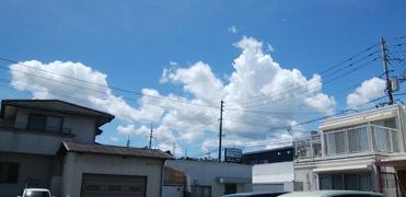 0813 わんこ雲