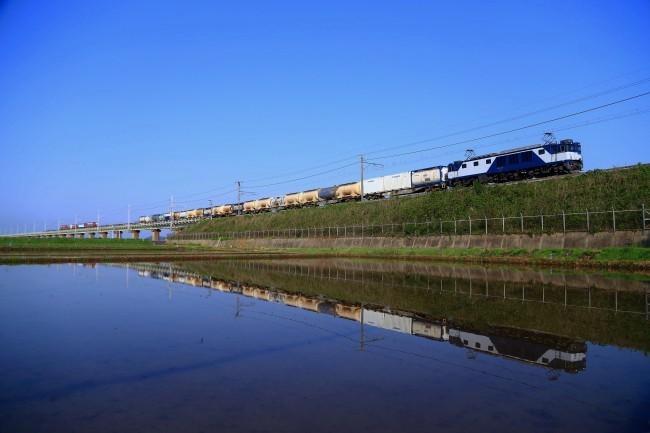 鉄道写真2393