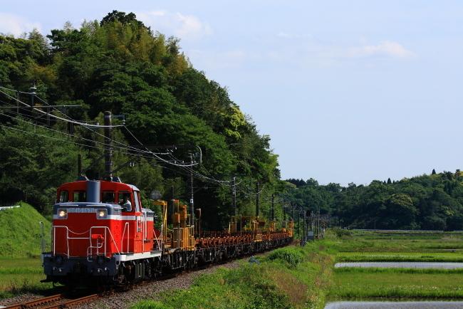 鉄道写真2573