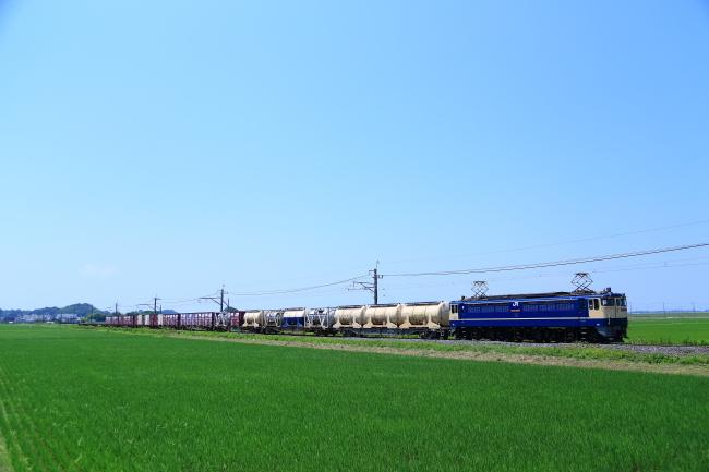 鉄道写真2735