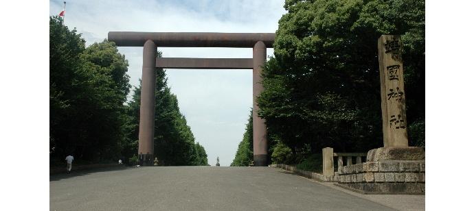 靖国神社 2005年 8068