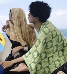 まるで映画のワンシーンのようなロマンチックな1枚に写っているのは、女優の戸田恵梨香(30)と俳優の成田凌(24)だ。この写真は、今月中旬にフィリピンの セブ島で撮