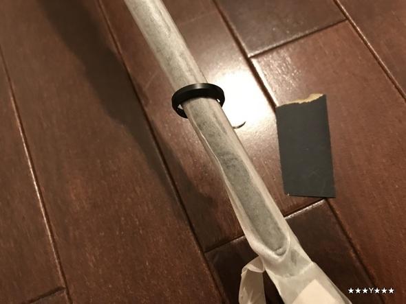 ロッドの修理