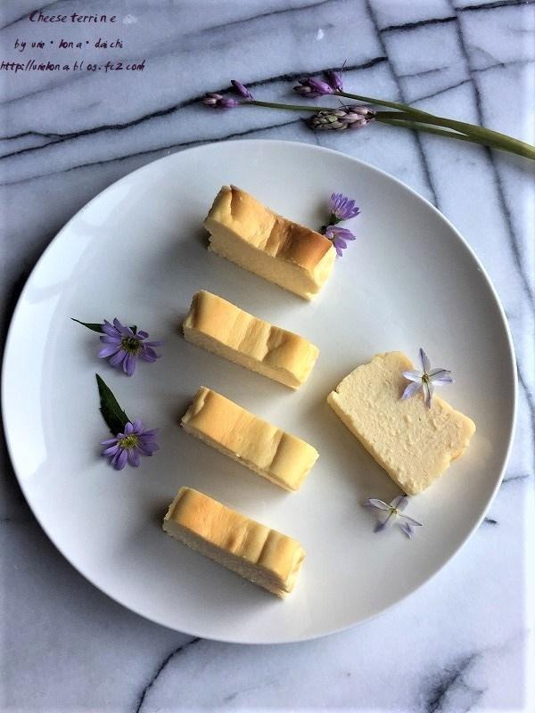 チーズテリーヌ 3