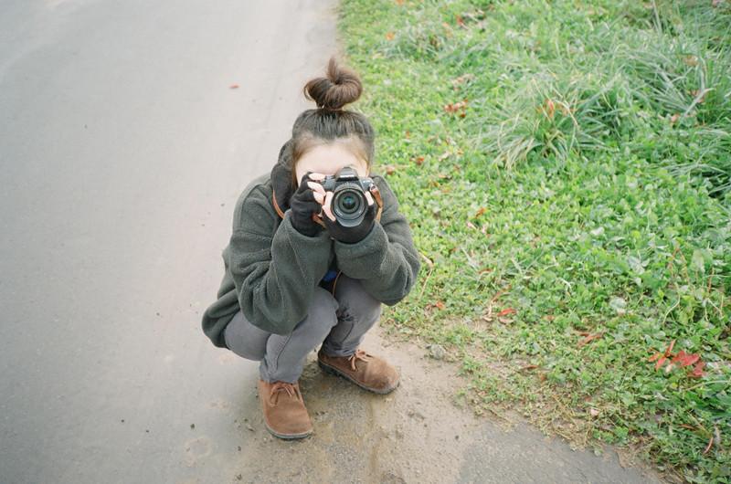 フィルムカメラで嫁を撮る-4