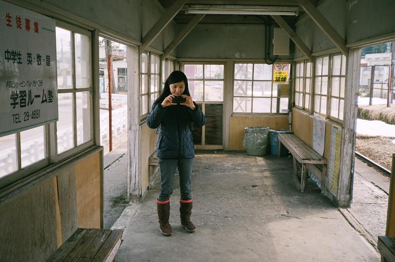 フィルムカメラで嫁を撮る-5