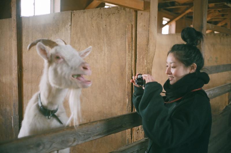 フィルムカメラで嫁を撮る-8
