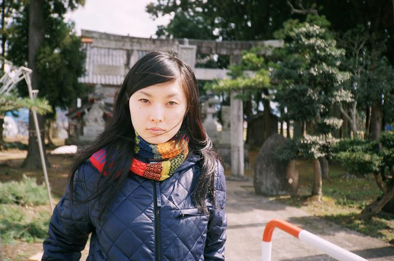 フィルムカメラで嫁を撮る-10