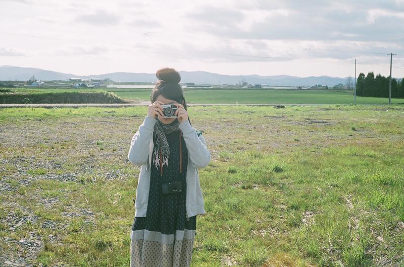 $フィルムカメラで嫁を撮る-オススメのフィルムカメラ