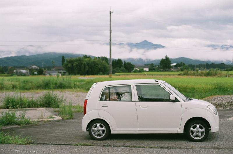$フィルムカメラで嫁を撮る -YOME--SUZUKI Alto