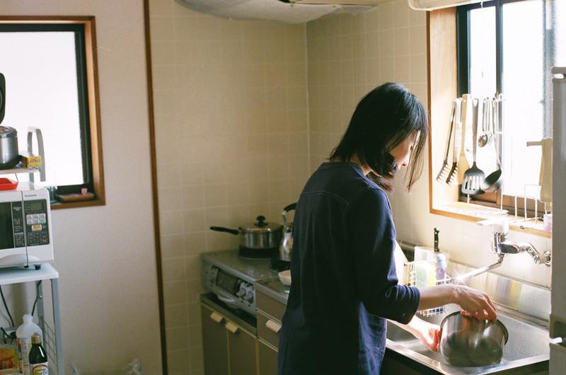 $フィルムカメラで嫁を撮る -YOME--次はアートバザール