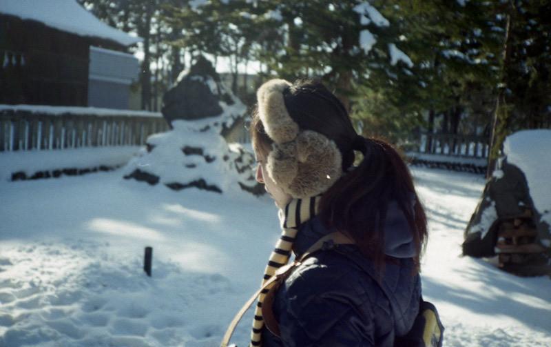 $フィルムカメラで嫁を撮る -YOME--フィルムスキャン