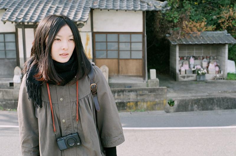 $フィルムカメラで嫁を撮る -YOME--嫁の誕生日