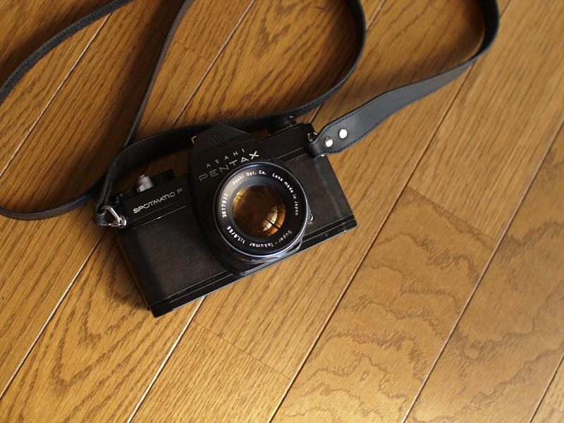 フィルムカメラで嫁を撮る -YOME--PENTAX SPF