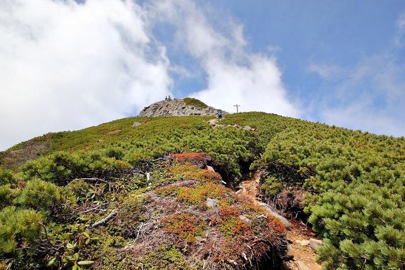 2018八ケ岳 横岳 (7)