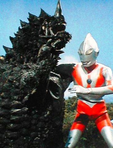 『ウルトラマン』 第8話 「怪獣無法地帯」  地底怪獣 マグラー