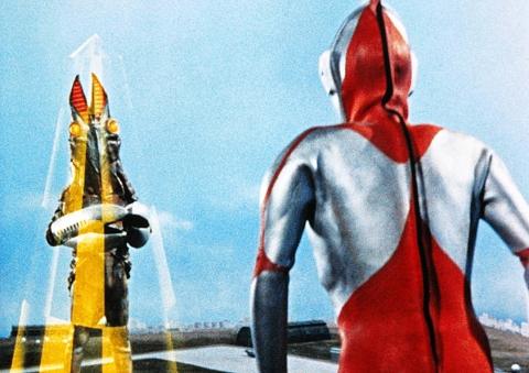 『ウルトラマン』 第16話 「科特隊宇宙へ」  宇宙忍者 バルタン星人(二代目)