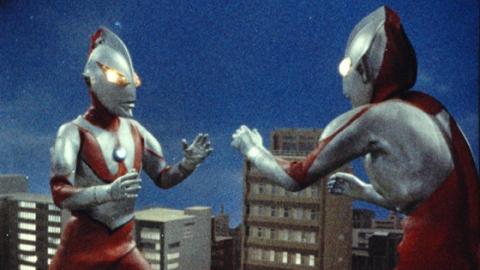『ウルトラマン』 第18話 「遊星から来た兄弟」  凶悪宇宙人 ザラブ星人、にせウルトラマン