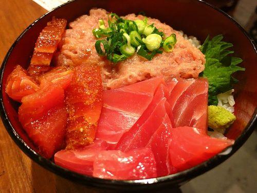 リピート!SNS映えする上野、湯島のおすすめ海鮮ランチ、丼物。ワンコインもあり!?